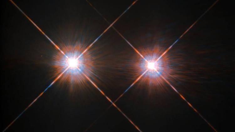 Suena en la Tierra la colisión de dos agujeros negros a 3.000 millones de años luz (VIDEOS)