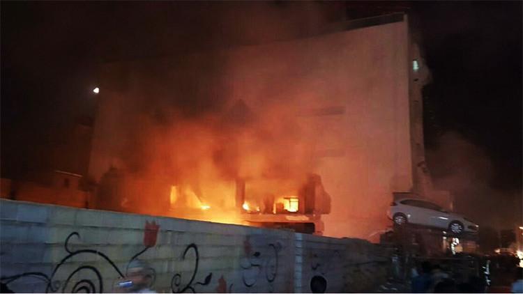Una fuerte explosión sacude la ciudad iraní de Shiraz (Video, Fotos)