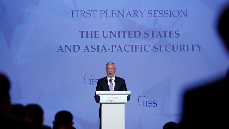 """EE.UU.: """"Las acciones de China quebrantan las normas internacionales y no lo podemos aceptar"""""""