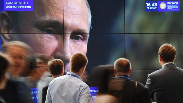 Putin: 'Hackers' estadounidenses podrían haber interferido en las elecciones de EE.UU.