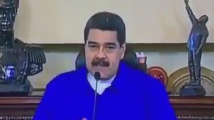La verdad detrás de los 'cinco puntos cardinales' que mencionó Maduro