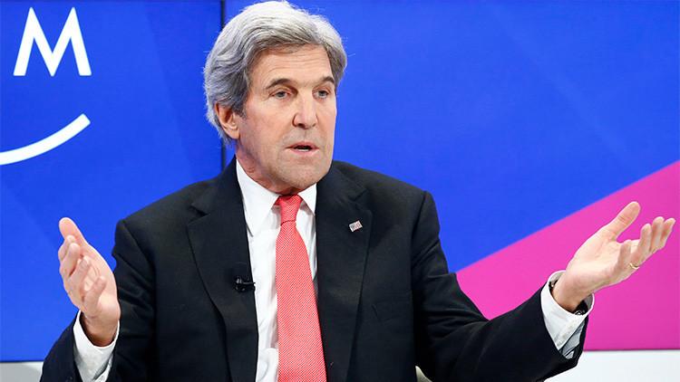 """Kerry: """"La decisión de Trump de salir del Acuerdo de París es un paso ignorante y autodestructivo"""""""
