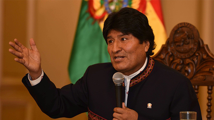 """""""Es inhumano"""": Evo Morales lamenta el abandono del Acuerdo de París por EE.UU."""