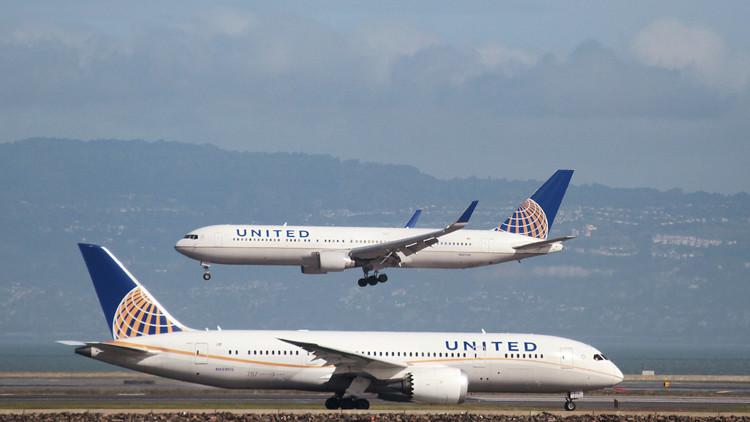 United Airlines anunció que dejará de volar a Venezuela