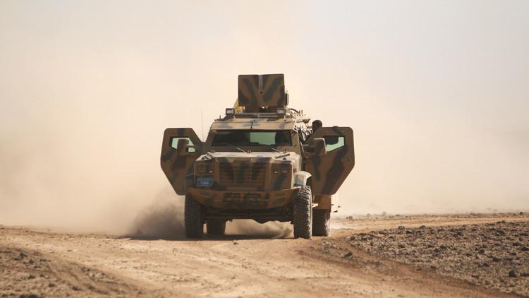 Arranca la operación de EE.UU. contra Raqa, el bastión del Estado Islámico en Siria