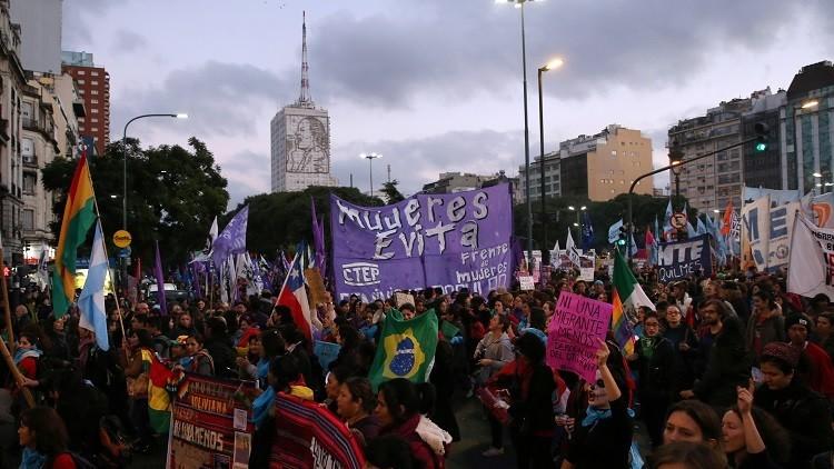 Argentina vuelve a gritar #NiUnaMenos