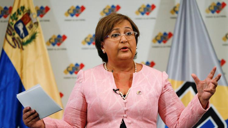Venezuela: El CNE propone que las elecciones de constituyentes sean el 30 de julio