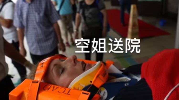 VIDEO: Al menos 9 heridos por una fuerte turbulencia en un vuelo de KLM