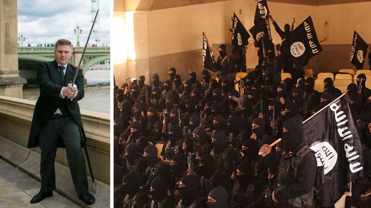 Desafío al Estado Islámico: Periodista ofrece 65.000 dólares para que intenten matarlo