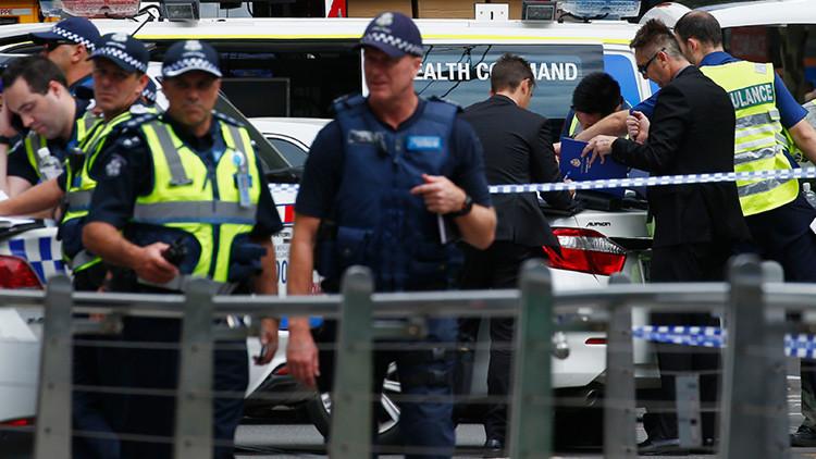 Fuerte explosión, disparos y toma de rehenes en un edificio de apartamentos en Australia
