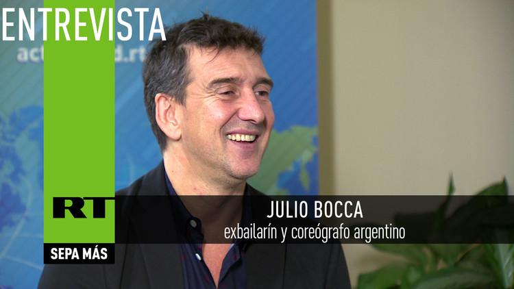 """""""En América Latina aún choca que el profesor de baile exija excelencia, concentración y disciplina"""""""