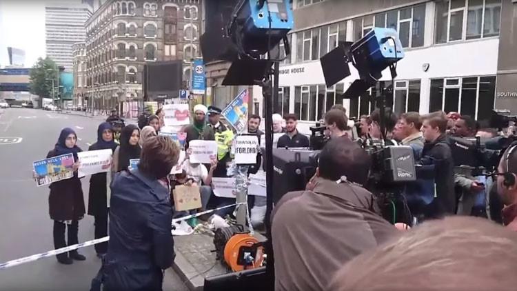 Ver para creer: ¿Pillan a la CNN 'fabricando' una noticia falsa en plena calle? (VIDEO)