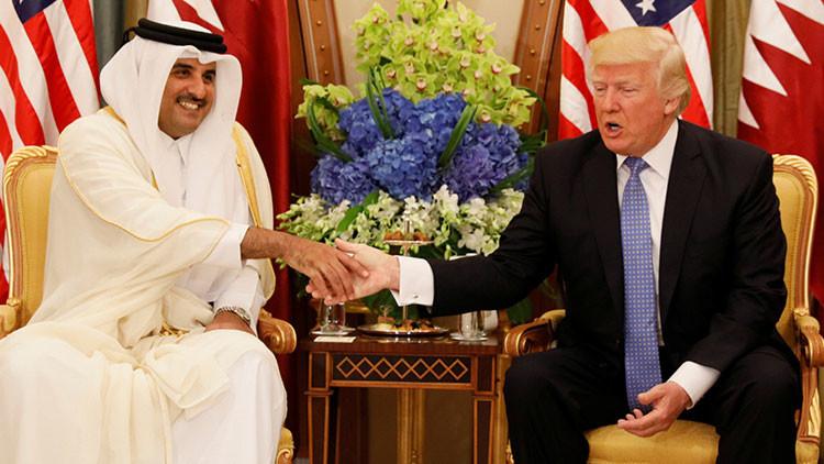 """""""Los estadounidenses arreglarán el conflicto con Catar"""""""