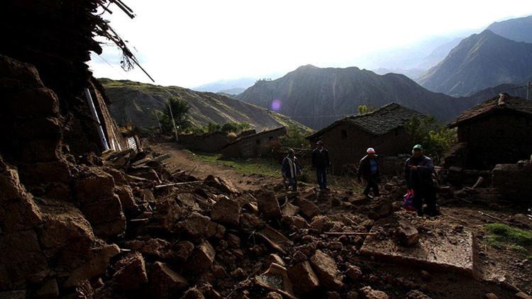 Un fuerte terremoto sacude el norte de Perú