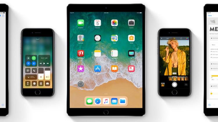 El iOS 11 de Apple ya es oficial: estas son sus novedades (FOTOS)