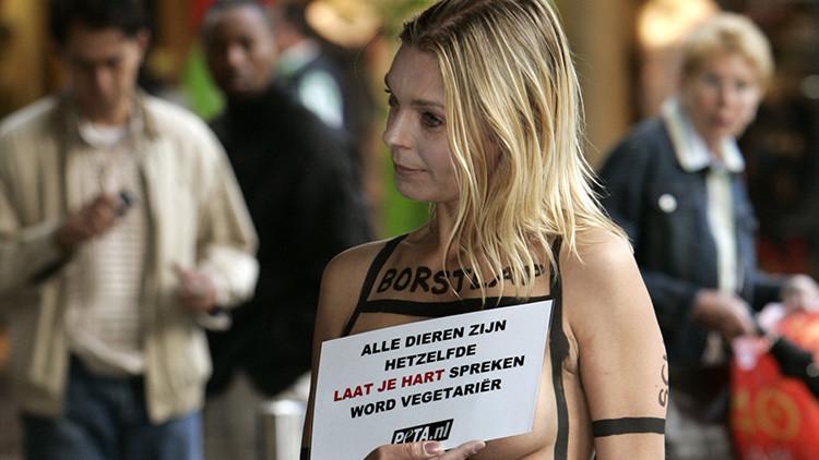 Una exactriz porno es candidata a las elecciones parlamentarias de Francia