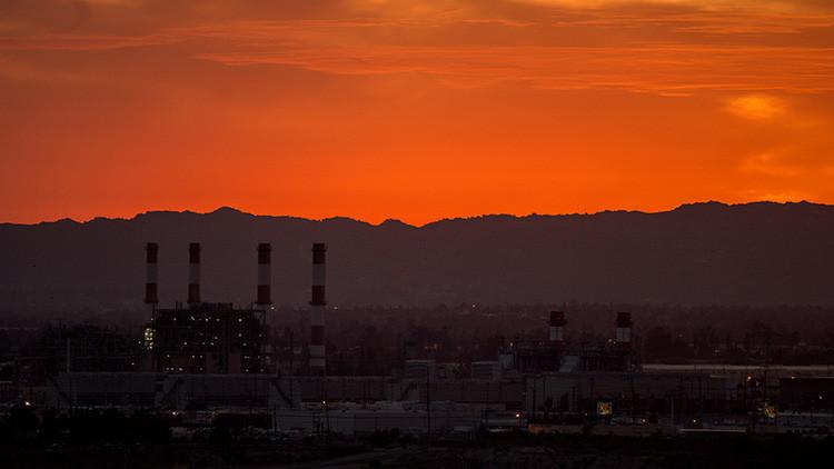 Un agujero en la capa de ozono aparecerá sobre EE.UU.