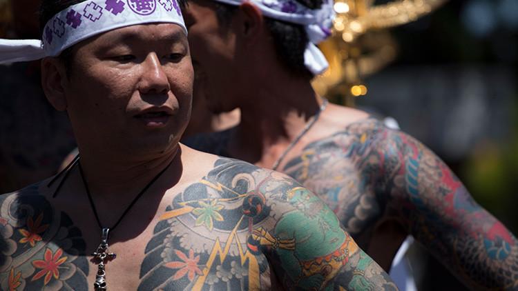 """""""Se ven obligados a robar comida"""": Las penurias de la temible yakuza"""