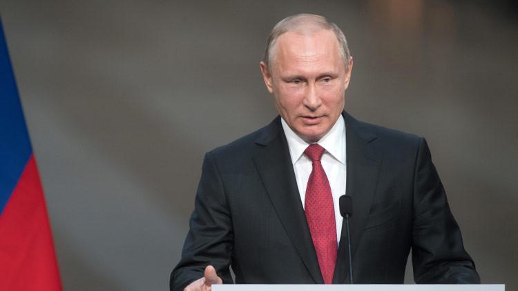 """Putin: """"En una guerra entre Rusia y EE.UU. nadie sobreviviría"""""""