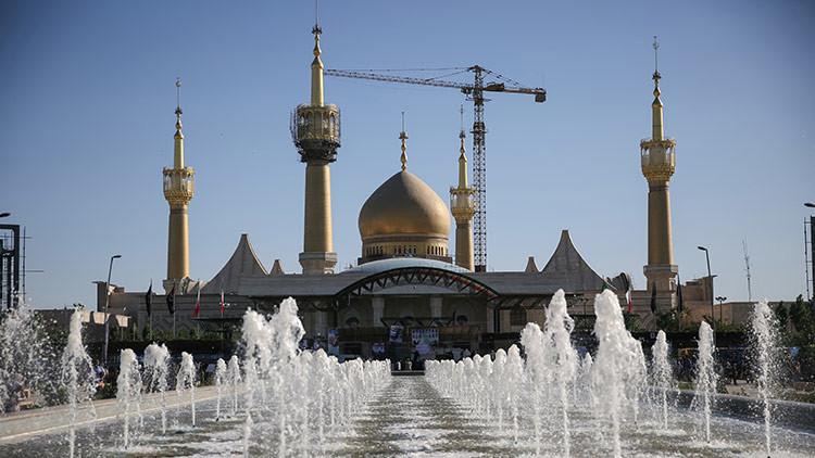Ataque suicida en el mausoleo del ayatolá Jomeini en Teherán (FOTOS)
