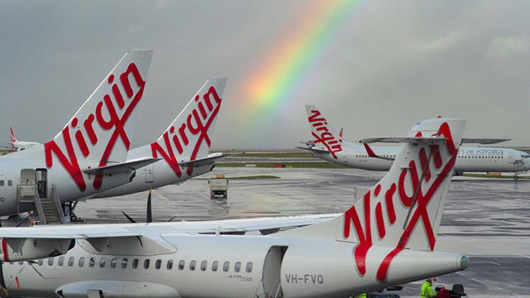 Evacúan a los pasajeros de un avión en Australia por una nota amenazante