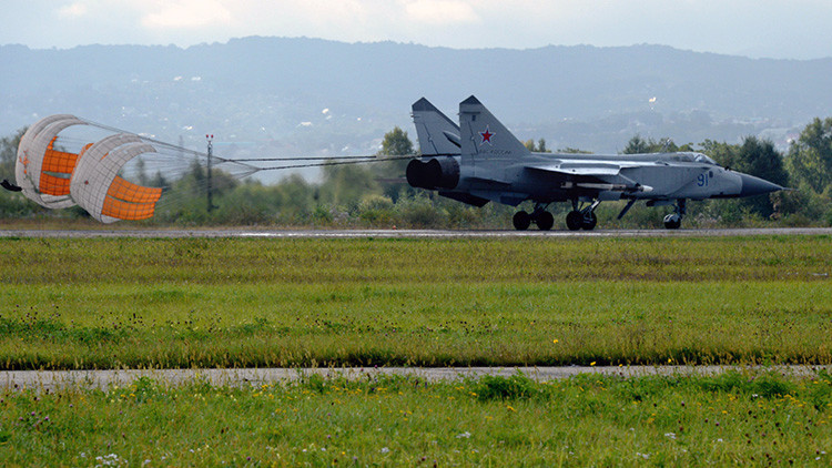 La OTAN intensifica su actividad aérea: Rusia intercepta dos aeronaves de la alianza en un día