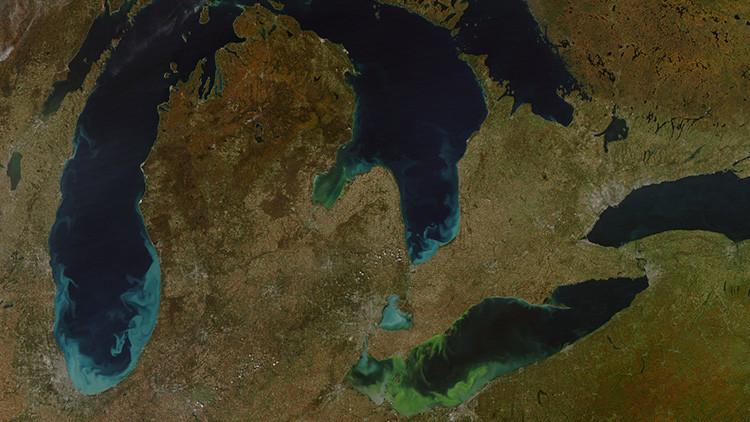 Inquietud en los Grandes Lagos: la alarmante subida de sus aguas está batiendo récords históricos