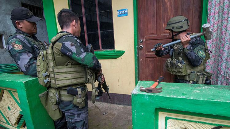 """""""Quienes lo han hecho no tienen corazón"""": RT entra en la ciudad filipina tomada por Estado Islámico"""
