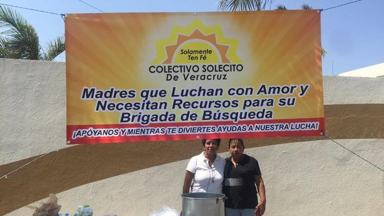 Fosas clandestinas: La ruta del horror que siguen las madres de los desaparecidos en México