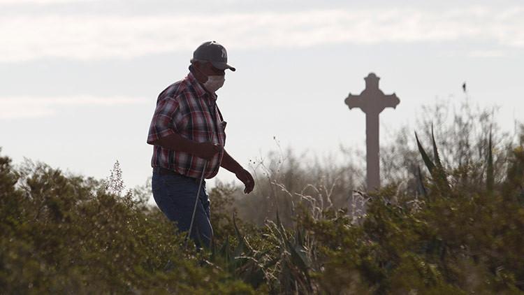 México: Descubren una fosa clandestina con seis cuerpos en Los Cabos