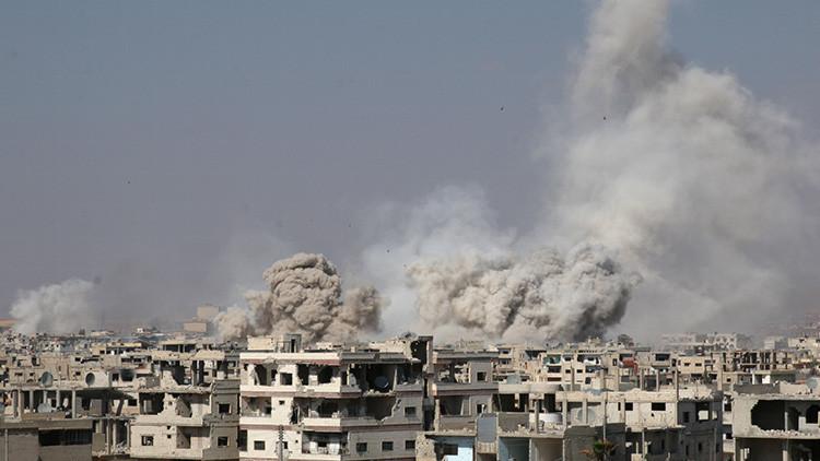 """Rusia: """"EE.UU. debería planear con más cuidado sus ataques aéreos en Siria"""""""
