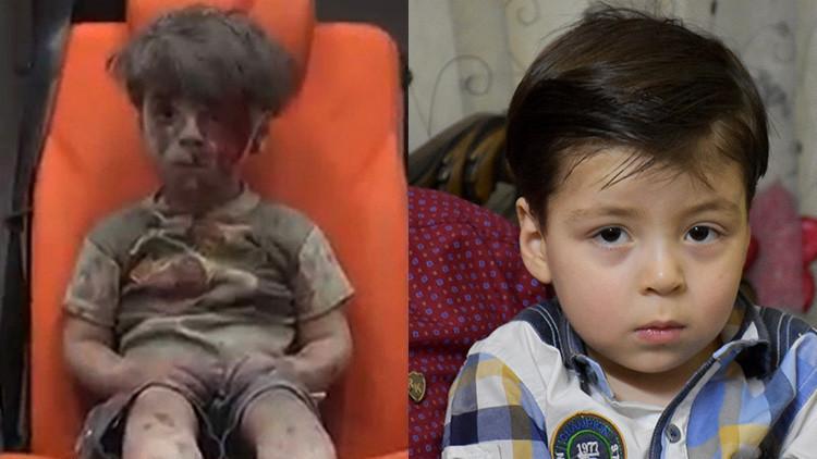 """Zajárova propone a la CNN que haga un """"reportaje honesto"""" sobre el niño de Alepo"""