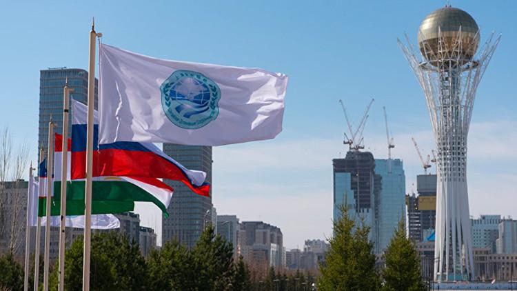 """""""El emerger de Asia"""": dos países decisivos entran en la Organización de Cooperación de Shanghái"""