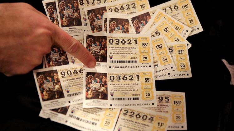 Una española tiene que devolver 360.000 dólares que cobró de la Lotería de Navidad de 2014