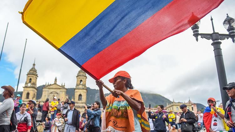 El país suramericano que cumple casi un mes en protestas (y no es Venezuela)