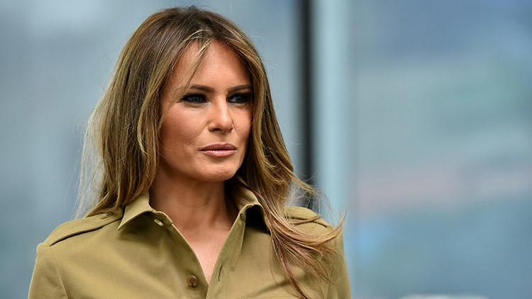 """Melania Trump prepara un regalo """"inolvidable"""" para el cumpleaños de su marido"""