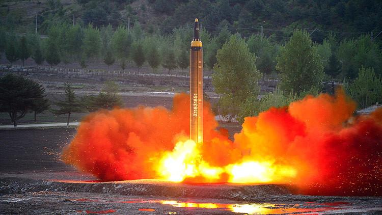 Corea del Norte revela qué le hace desarrollar armas nucleares