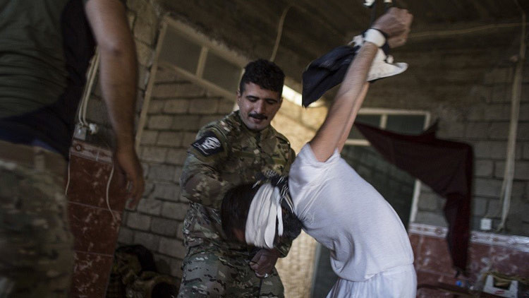 """EE.UU.: """"No estamos al tanto"""" de las atrocidades de los libertadores de Mosul"""
