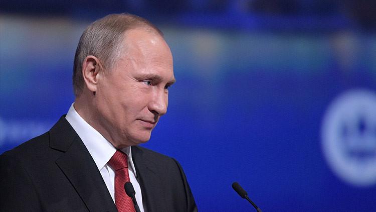 """""""Tenemos trabajo que hacer"""": Putin insta a EE.UU. a cooperar en la lucha contra el terrorismo"""