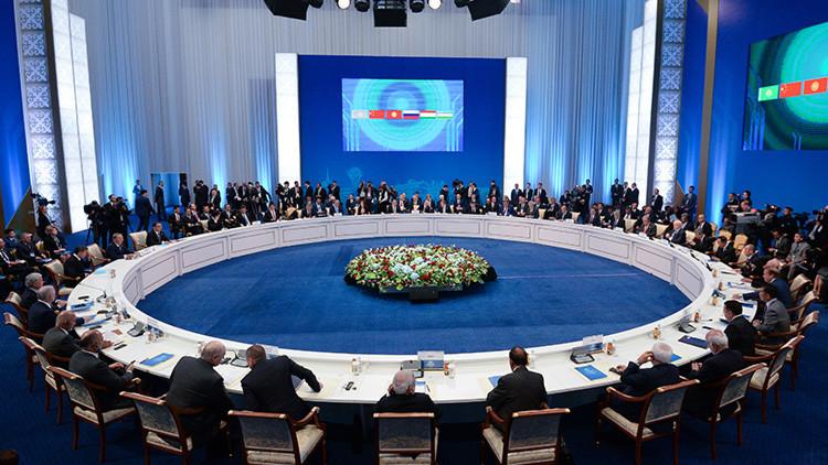 """Putin: """"La expansión de la OCS hará que la alianza sea más poderosa e influyente"""""""