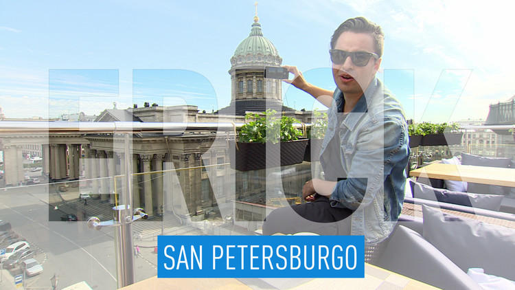 Futbolista de Erick: San Petersburgo