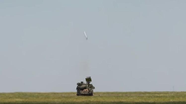 VIDEO: Rusia ensaya el sistema antiaéreo Tor-M2, capaz de eliminar cualquier arma de alta precisión