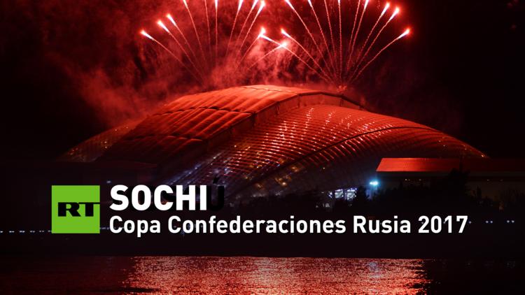 Conozca Sochi, una de las sedes de la Copa Confederaciones 2017