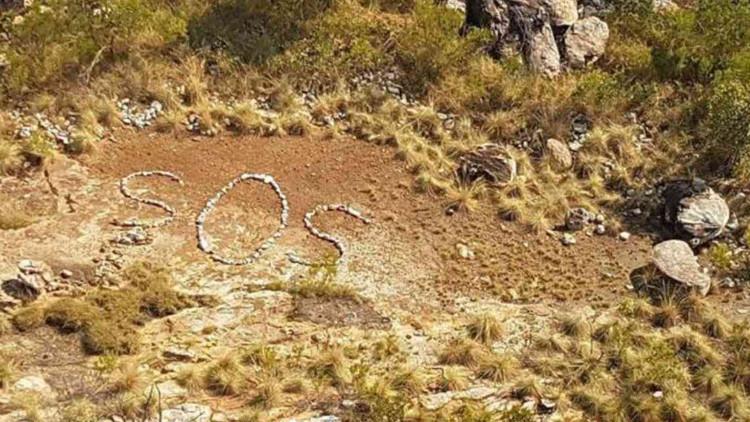 Resuelven el misterio del mensaje de SOS encontrado en una remota zona de Australia