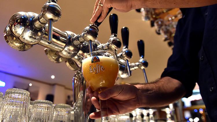 Beber alcohol (aunque sea poco) afecta al cerebro