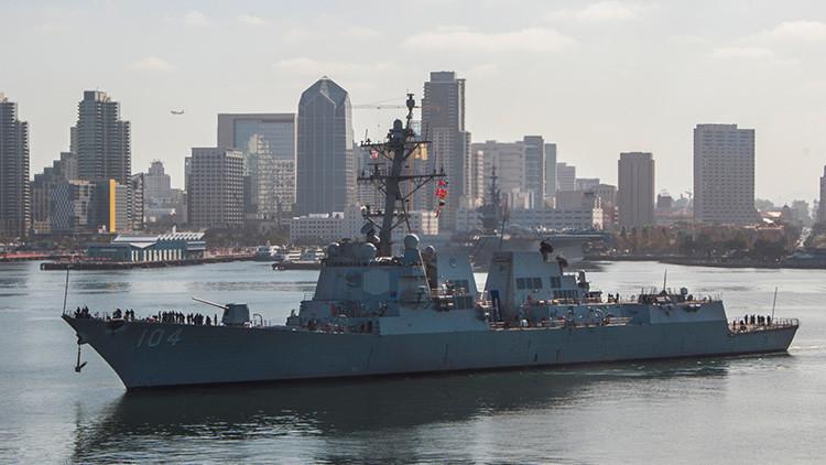 Pekín y Washington muestran 'músculo' militar en el mar de la China Meridional