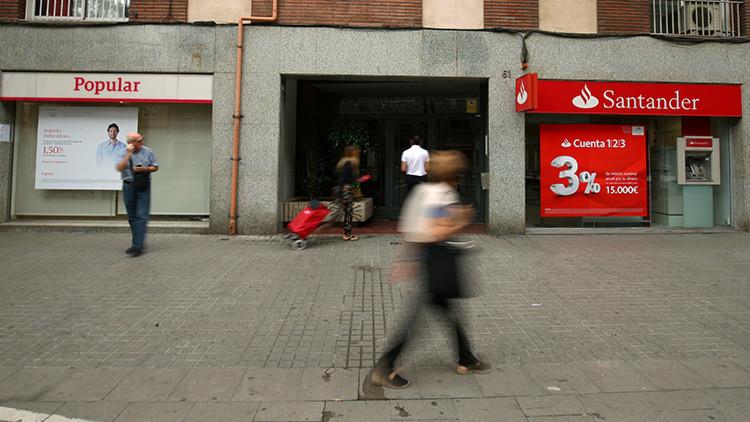 La pol mica compra del santander he perdido un mill n for Banco santander sucursales barcelona