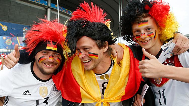 Para la Copa Confederaciones se espera una masiva invasión de turistas alemanes a Rusia