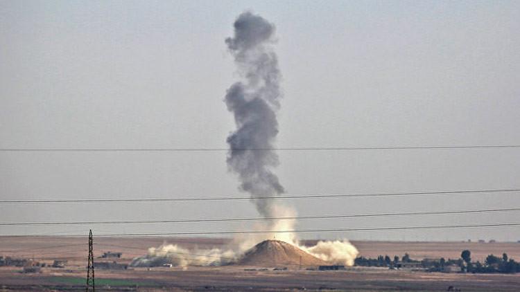 La coalición liderada por EE.UU. asegura que usó fósforo blanco en Siria respetando las normativas