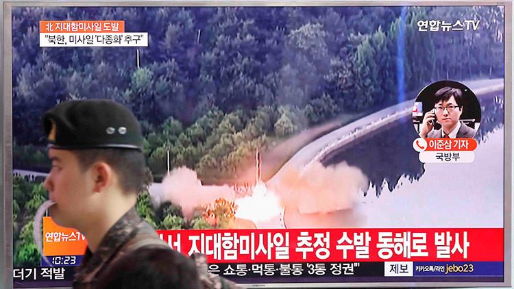 Pionyang se estaría preparando para lanzar un misil balístico intercontinental